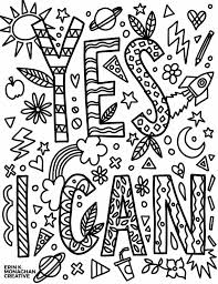 Free growth mindset coloring sheet. Pin On Growth Mindset Coloring Pages