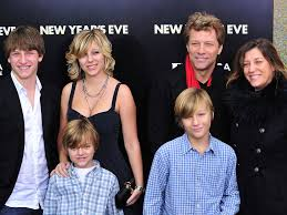 Find the perfect jon bon jovi wife stock photos and editorial news pictures from getty images. Jon Bon Jovi And Wife Dorothea S Struggle To Shield Their Kids From Fame People Com