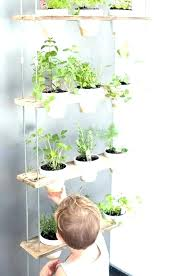 herb wall planter herb wall planter outdoor vertical garden kit indoor v herb wall planter ideas