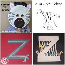 12 Letter Z Activities