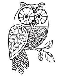 Small Picture Halloween Coloring Pages October coloring sheets October Owl