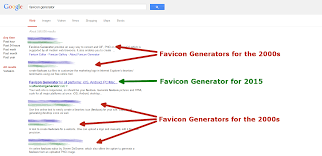 google answer for favicon generator no self promotion intended of