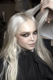 Platinum Hair Colour And Hairstyles