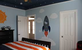 outer space wall murals solar system party decorations bedroom