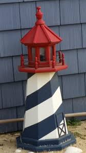 Example of the free woodworking plans you`ll receive. Lighthouse Plan General Woodworking The Patriot Woodworker