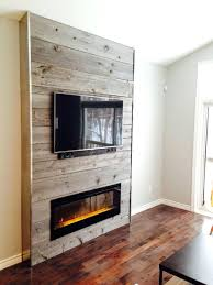 diy faux fireplace mantel ideas surround electric