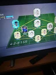 Just played Bukayo Saka: FIFA