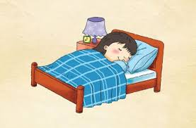 doa sehari hari: sebelum tidur