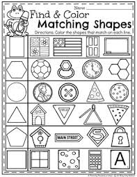 We did not find results for: Shapes Worksheets Planning Playtime