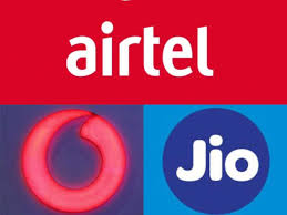 Airtel Rate Chart Reliance Jio Airtel Jio Vs Airtel Vs Vodafone Offers