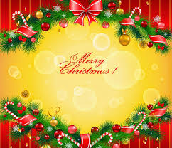 Merry Christmas Greeting Card Hd Images Free Download With Regard To