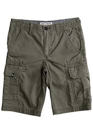 Billabong Boys Size Chart Billabong Scheme Cargo Shorts For Kids Boys Green