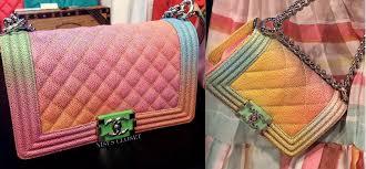 chanel rainbow bag. img_1475780338.672240.jpg chanel rainbow bag o