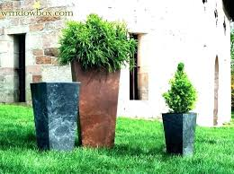 extra large outdoor planters for uk plastic flower plant pots tall plants eloquence resin planter