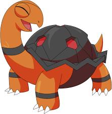Pokemon 324 Torkoal Pokedex Evolution Moves Location Stats