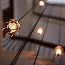 industville orlando vintage cage pendant light dark pewter