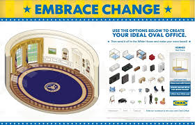 Ikea usa office Office Supplies The Inspiration Room Ikea Change In The Oval Office The Inspiration Room