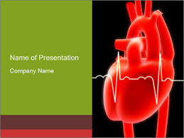 Heart Powerpoint Templates Healthy Heart Powerpoint Template Infographics Slides
