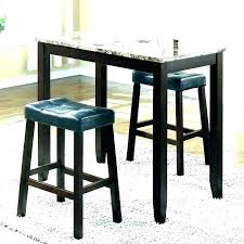 white bar height pub table chairs round sets outdoor and tables set black rectangular whit