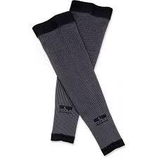 Mobius Compression Sleeve Knee Brace Socks Black