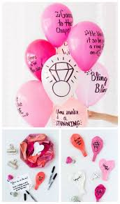 diy wish balloon idea