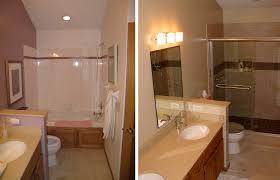 bathroom remodel before and after. Fantastic Bathroom Remodeling Ideas Before And After With The Best Preparation Of Remodels Remodel -