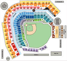 Pittsburgh Pirates Stadium Seating Chart Season Ticket Holders Seating And Pricing Pittsburgh Pirates