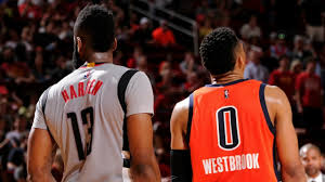 Russell Westbrook & James Harden MEGAMIX!!! Best Plays of 2016-2017 -  YouTube