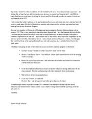 Finaid Academicappealsampleletter4 Academic Appeal Sample Letter
