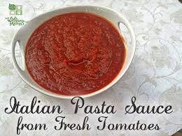 authentic homemade pasta sauce recipe