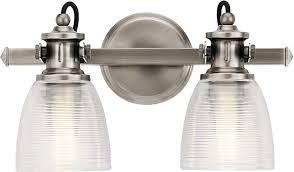 Kichler Winslow 2 Light Kichler Lighting 45872clp Two Light Bath From The Flagship