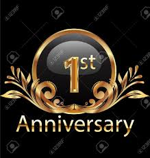 Image result for 1 year anniversary