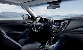 hyundai veloster interior automatic. aboard the updated hyundai veloster turbo interior automatic