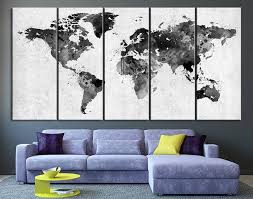 3 piece world map wall art beautiful products giclee page 3 extra wall on world map wall art canvas with 3 piece world map wall art beautiful products giclee page 3