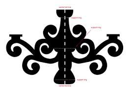 How to make chandeliers Lampshade Cardboard Chandelier Homedzine Home Dzine Craft Ideas Make Cardboard Chandelier