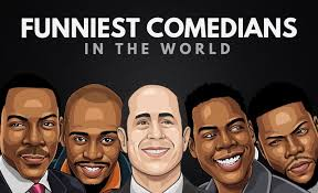 The 25 Funniest <b>Stand</b>-<b>Up</b> Comedians of All Time (2019) | Wealthy ...