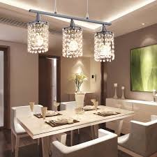 unique rectangular crystal chandelier dining room best lights modern dining room chandeliers