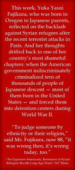 the best resources on ese american internment in world war ii  this week yuka yasui