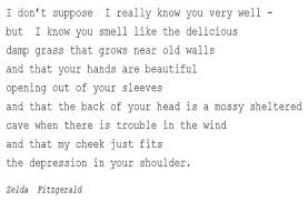 Zelda Fitzgerald Quotes Extraordinary A Lovely Piece Of Zelda's Poetic Streamofconscious Writing Style