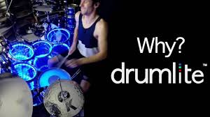 Light Up Drum Why Drumlite Light Up Your Drums