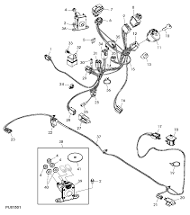 Motor wiring john deere wiring diagram l100 jd 2010 90 more