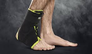 Ankle Support With Laces Other Supports Bandages