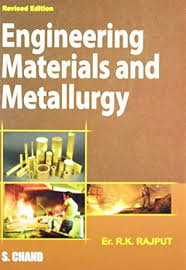Engineering Materials & Metallurgy by R.K. Rajput
