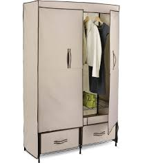 best portable storage closet in clothing racks and wardrobes portable wardrobe images