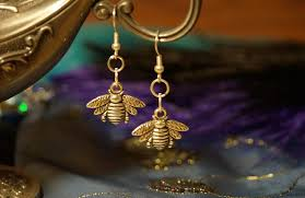 beautiful bee dess earrings get yours now