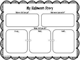 images of halloween brainstorming template net halloween story writing paper