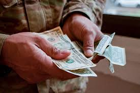 Us Air Force Pay Chart 2009 Heres How Much Servicemembers Will Be Making After The