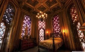 Medieval Bedroom Furniture Castle Bedroom