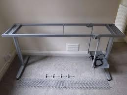 office desk cable management. IKEA GALANT 63\ Office Desk Cable Management