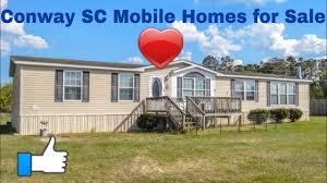 Conway SC Mobile Homes for Sale - YouTube